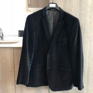 Perry Ellis black blazer